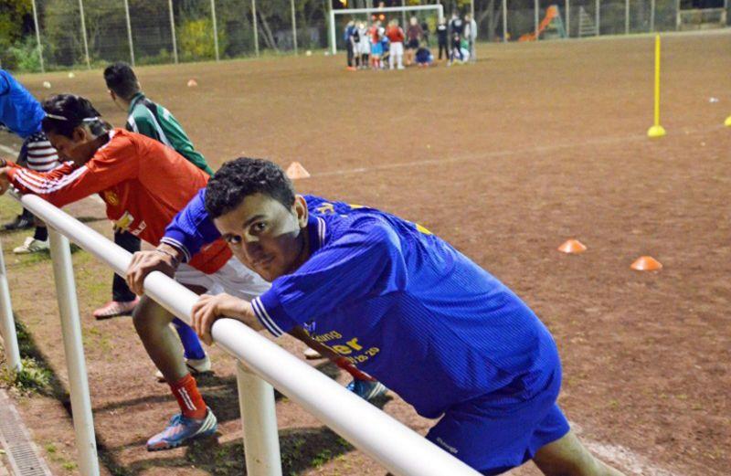 migrantinnen im sport klein